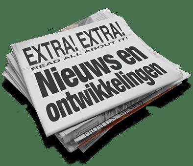 Nieuws  en ontwikkelingen op de Heische Tip
